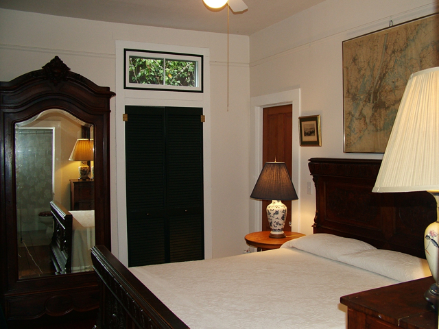 Bed and breakfast cottage, J. N. Stone House Musicale B&B, Natchez, MS
