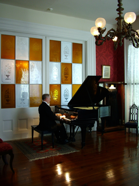 Natchez ms bed and breakfast historic stone house for Orchestral house music